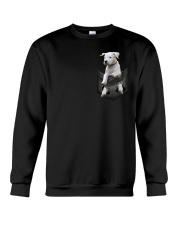 Dogo Argentino Pocket 131202 Crewneck Sweatshirt thumbnail
