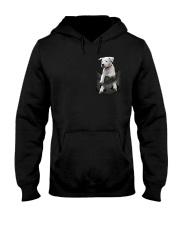 Dogo Argentino Pocket 131202 Hooded Sweatshirt thumbnail