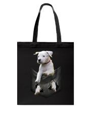 Dogo Argentino Pocket 131202 Tote Bag thumbnail