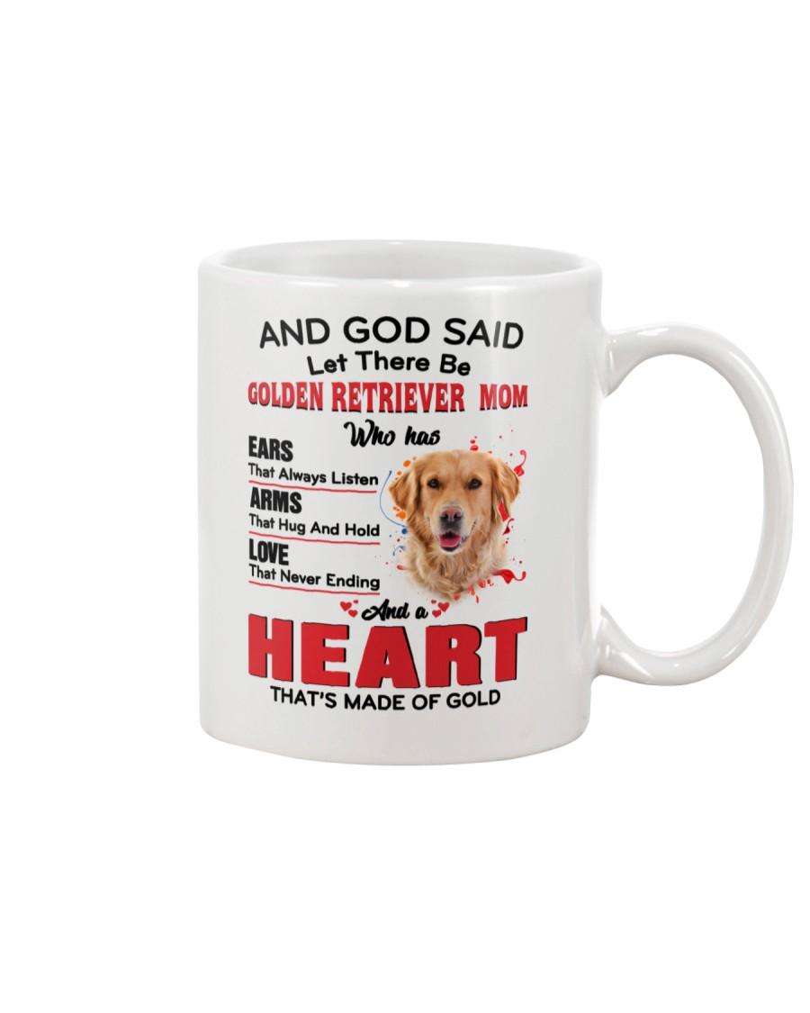 Golden Retriever Mom  Mug