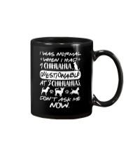Chihuahua Normal Mug thumbnail