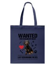Dachshund Wanted Tote Bag thumbnail