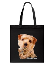 Norfolk Terrier Awesome Family 0701 Tote Bag tile