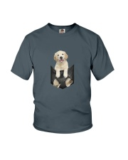 Labrador retriever Pocket 1012 Youth T-Shirt thumbnail