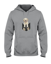 Labrador retriever Pocket 1012 Hooded Sweatshirt tile