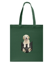 Labrador retriever Pocket 1012 Tote Bag tile