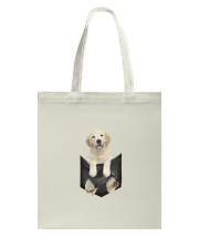 Labrador retriever Pocket 1012 Tote Bag thumbnail