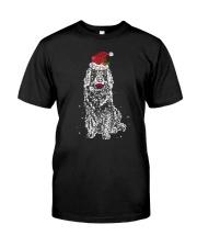 Golden Retriever Snowflake 1809 Classic T-Shirt thumbnail