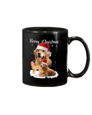 Golden Retriever Merry Xmas 2109 Mug thumbnail