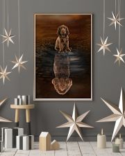 Sussex Spaniel Believe 11x17 Poster lifestyle-holiday-poster-1