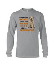 Labrador Retriever I Will Be Watching 1401  Long Sleeve Tee thumbnail