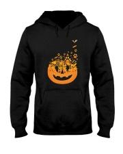 Dog Pumpkin Hooded Sweatshirt thumbnail