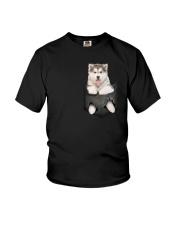 Alaskan Malamute Pocket 301101 Youth T-Shirt thumbnail