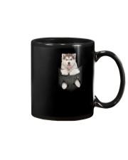 Alaskan Malamute Pocket 301101 Mug thumbnail