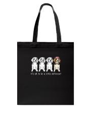 Beagle little Tote Bag thumbnail