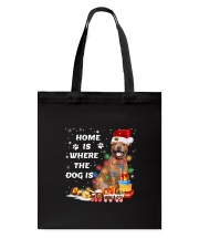 Staffie Home is 1610 Tote Bag thumbnail
