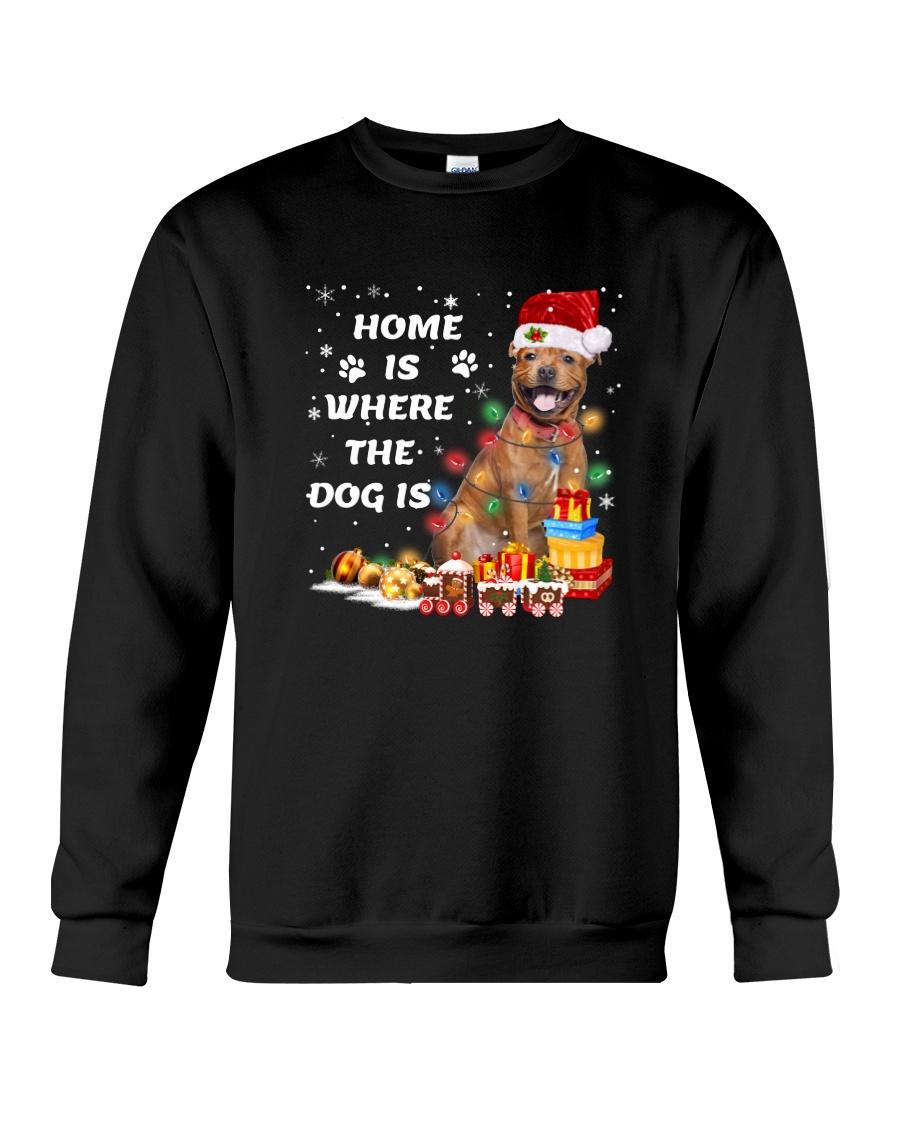 Staffie Home is 1610 Crewneck Sweatshirt