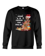 Staffie Home is 1610 Crewneck Sweatshirt front