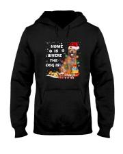 Staffie Home is 1610 Hooded Sweatshirt thumbnail
