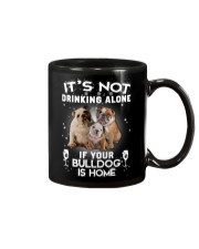 GAEA - Bulldog Alone - 0910 - B21 Mug thumbnail