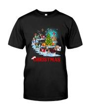 Beagle Merry Xmas Classic T-Shirt thumbnail