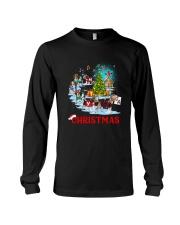 Beagle Merry Xmas Long Sleeve Tee thumbnail