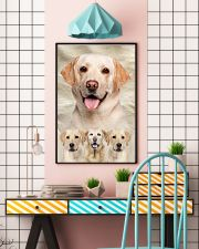 Labrador Retriever Awesome 1512 11x17 Poster lifestyle-poster-6