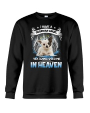 Chihuahua Gruardian 0809 Crewneck Sweatshirt thumbnail