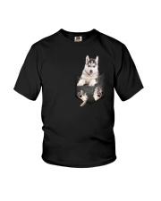 Siberian Husky Pocket  011201 Youth T-Shirt thumbnail