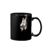 Siberian Husky Pocket  011201 Mug thumbnail