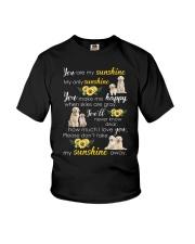 Golden Retriever My sunshine 1110 Youth T-Shirt thumbnail