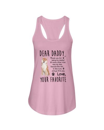 Shiba Inu Dear Daddy Mug 1701