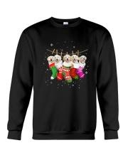 Golden Retriever Socks 2310 Crewneck Sweatshirt front