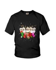 Golden Retriever Socks 2310 Youth T-Shirt thumbnail