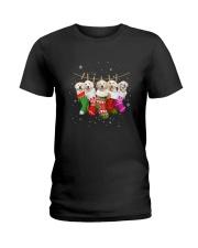 Golden Retriever Socks 2310 Ladies T-Shirt thumbnail