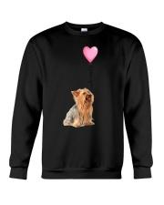 Yorkshire Terrier - Love you Crewneck Sweatshirt thumbnail