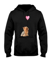 Yorkshire Terrier - Love you Hooded Sweatshirt thumbnail