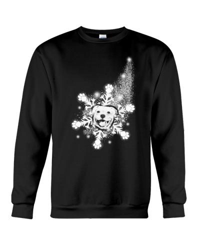 Staffie snowflake 1109