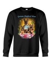 German Shepherd Mom Crewneck Sweatshirt thumbnail
