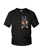 German Shepherd Pocket 301103 Youth T-Shirt thumbnail