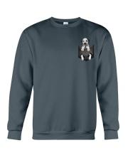 Dalmatian Pocket 4 Crewneck Sweatshirt thumbnail
