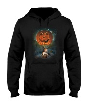 Pumpkin Balloon Beagle Hooded Sweatshirt thumbnail