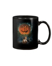 Pumpkin Balloon Beagle Mug thumbnail