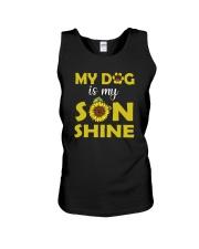 My Dog My Sonshine 2209 Unisex Tank thumbnail