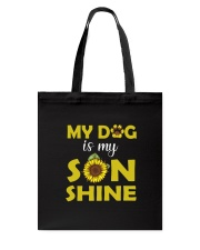 My Dog My Sonshine 2209 Tote Bag thumbnail