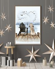 Weimaraner Waiting Poster 1512  11x17 Poster lifestyle-holiday-poster-1