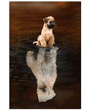 Irish Terrier Believe 11x17 Poster front