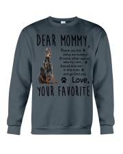 Doberman Pinscher Dear Mommy Mug 2501 Crewneck Sweatshirt thumbnail
