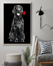 Irish Setter Rose Poster 3001  11x17 Poster lifestyle-poster-1