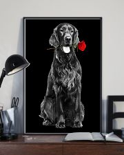 Irish Setter Rose Poster 3001  11x17 Poster lifestyle-poster-2